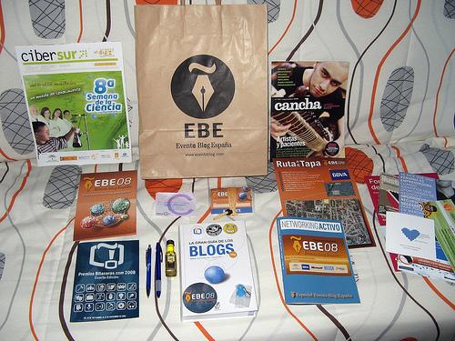 Kit de bienvenida EBE