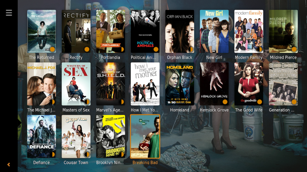Plex Home Theater Series